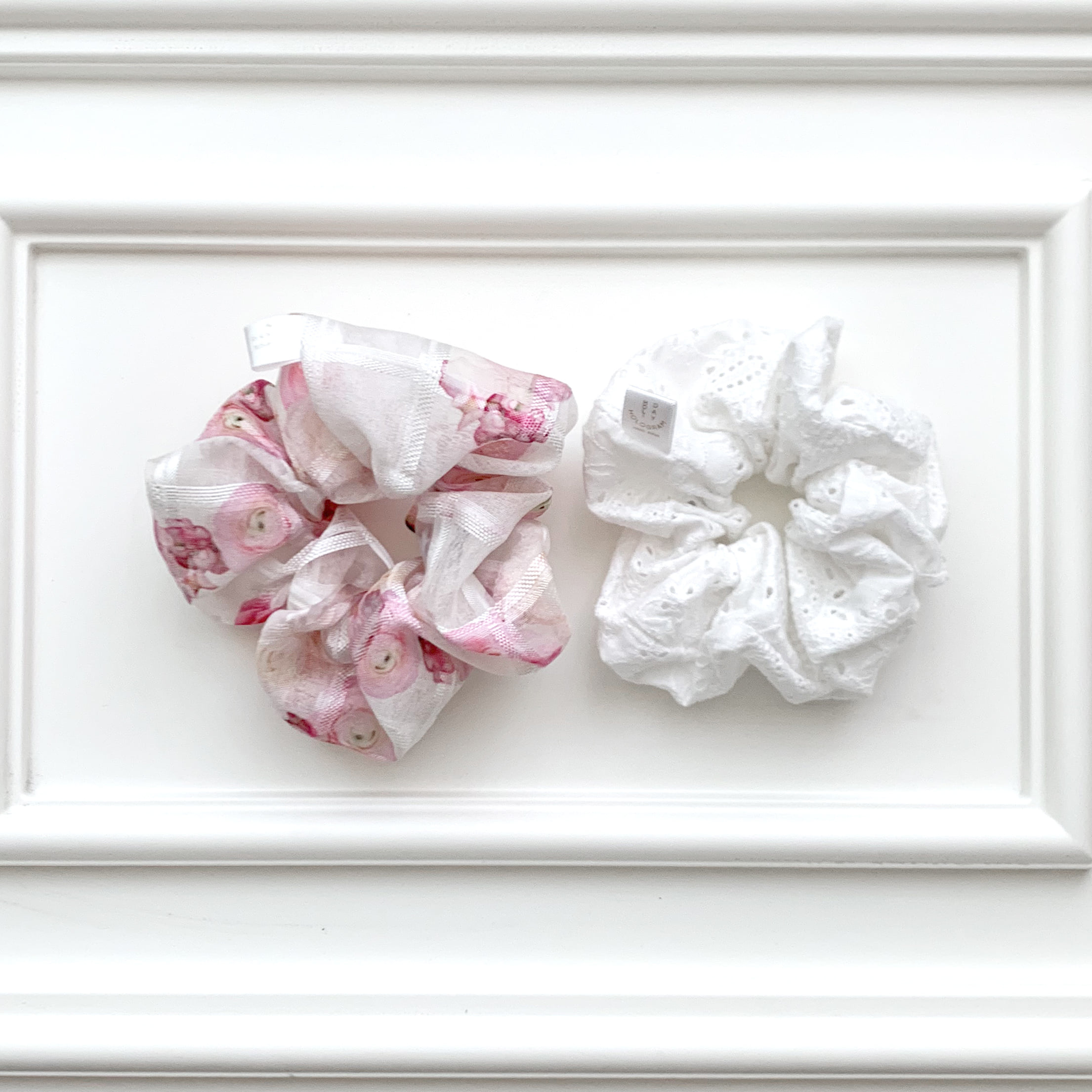 LACE SCRUNCHIE_2 STYLE